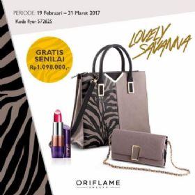PROMO BERGABUNG ORIFLAME FEBRUARI 2017